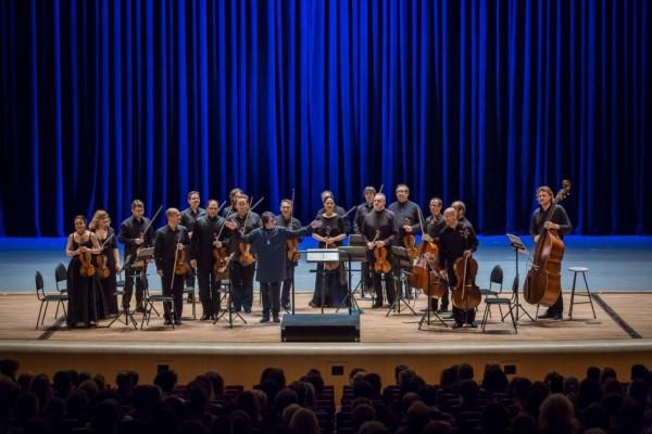 «Дальневосточная весна» завершилась концертом Юрия Башмета