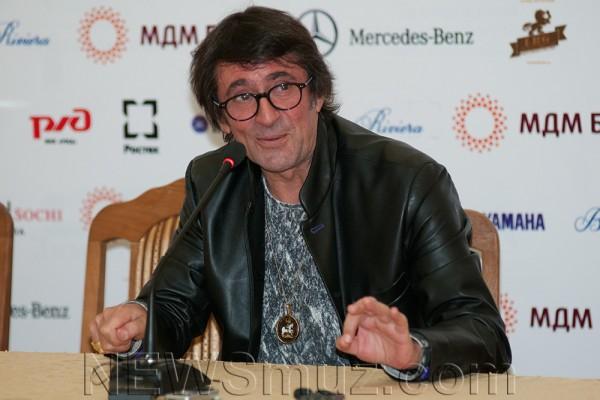 4 февраля пройдет пресс-конференция Юрия Башмета